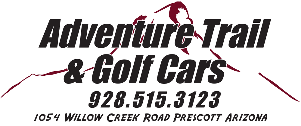 Adventure Trail  Golf Cars Logo