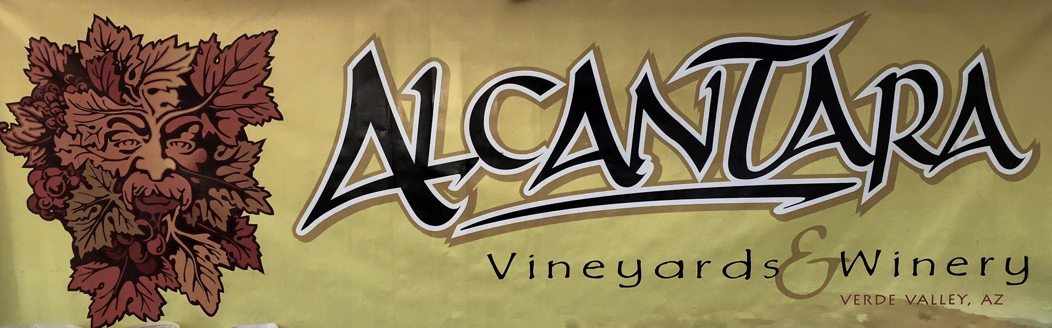 Alcantara Vineyards Logo