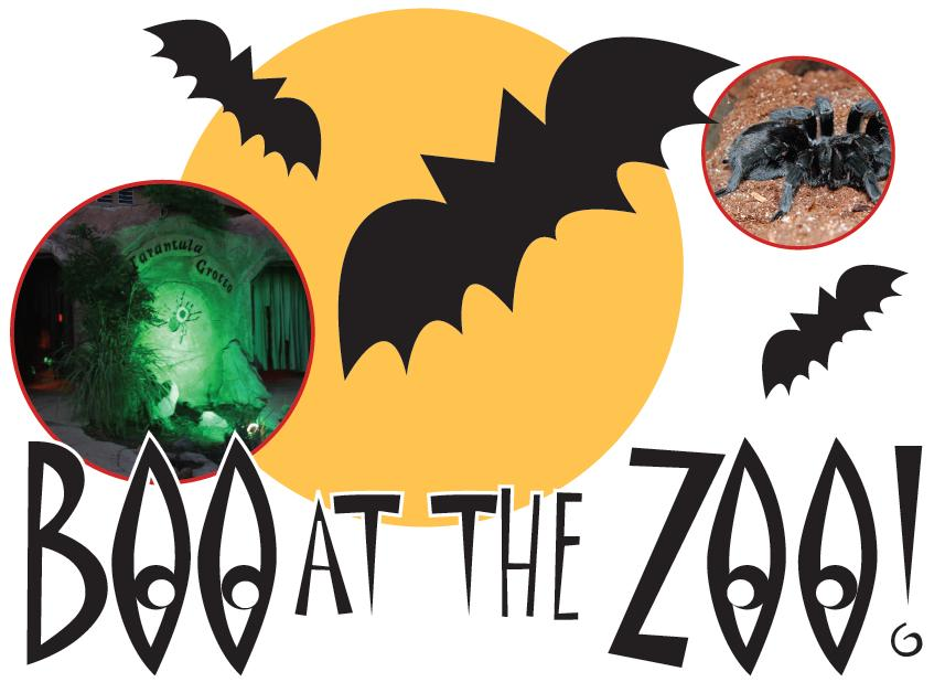 Boo at the Zoo Graphic