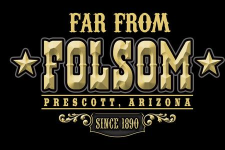 Far From Folsom Logo