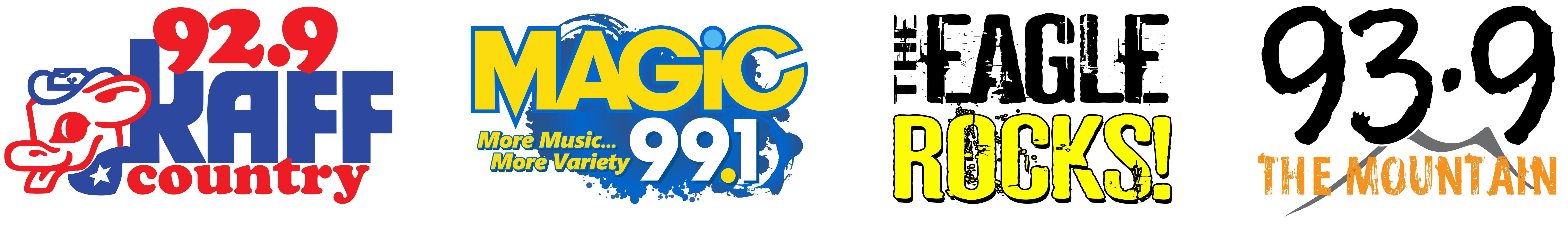 Great Circle Radio Logo - Horizontal